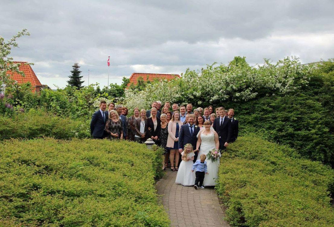bryllup Janne og Carsten Nørresundby