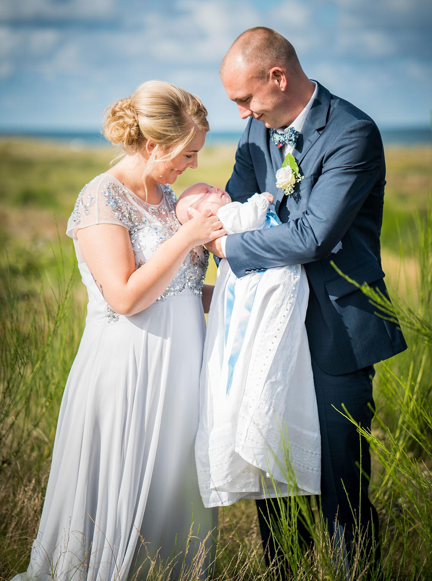 Brudehår og makeup nordjylland