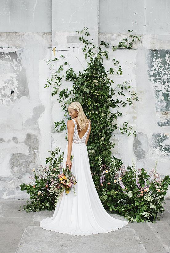 makeup artist aarhus Tina Jakobsen blomster bryllupshår