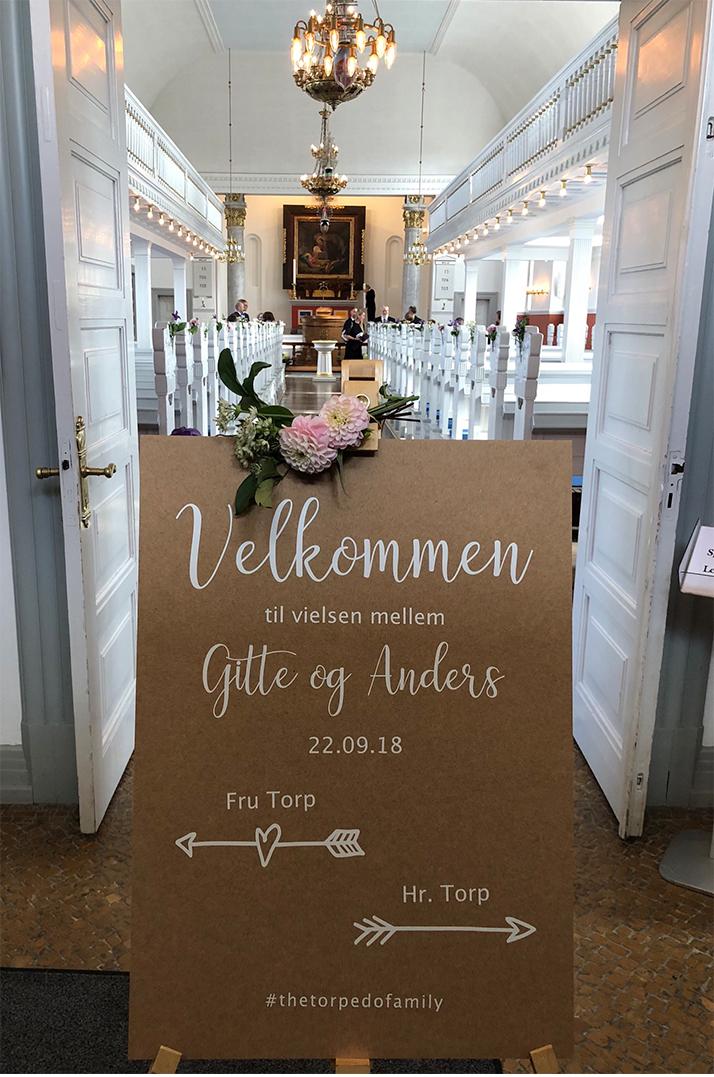 brudestyling, makeup og brudehår i Aalborg og København